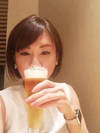 ビールの高橋真麻