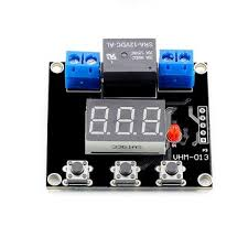 <b>Vhm</b>-<b>013 0-999 min</b> countdown timer switch board with power off ...