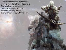 Assassins Creed Connor Quotes. QuotesGram