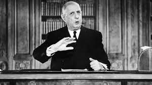 The shadow of Charles de Gaulle stalks the French election