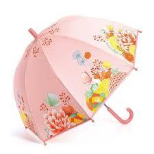 Купить зонтик <b>Djeco Цветочный сад</b>, цены в Москве на goods.ru