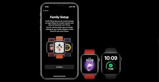 Family Setup will let you manage multiple <b>Apple Watches</b> from a ...