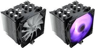 <b>Scythe</b> предлагает <b>кулер Mugen 5</b> в версии Black RGB Edition ...