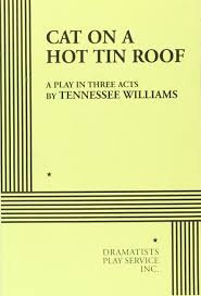 cat on a hot tin roof tennessee williams tennessee williams cat on a hot tin roof tennessee williams tennessee williams 9780822201892 com books