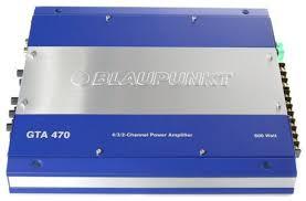 Автомобильный <b>усилитель Blaupunkt GTA 470</b> — купить по ...