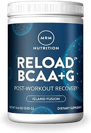 MRM BCAA+G Reload Post-Workout Recovery ... - Amazon.com