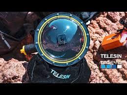 Opinion you <b>Аксессуар Telesin Подводный</b> бокс Dome Port для ...
