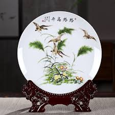 horse success ceramic hanging plate decoration home furnishings ...