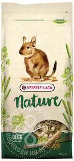 <b>Корм</b> для грызунов <b>Versele</b>-<b>laga Nature</b> Degu для дегу 700г ...