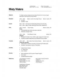 caregiver resume objectives template caregiver resume objectives