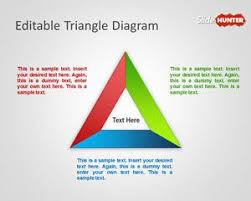 free editable triangle diagram for powerpointeditable triangle diagram for powerpoint