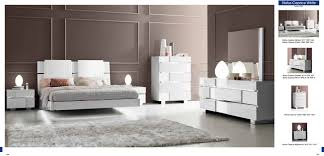 amazing white wood furniture sets modern design:  brilliant affordable contemporary bedroom set design with white polished also white bedroom sets
