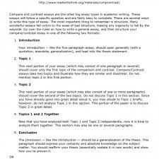 compare and contrast essay example mla format compare examples  essay comparison and contrast examples cover letter template for comparison and contrast essay compare topics