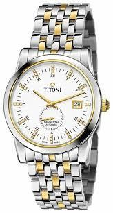 Наручные <b>часы Titoni 83838</b>-<b>SY</b>-<b>535</b> — купить по выгодной цене ...