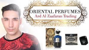 ORIENTAL PERFUMES BY <b>ARD AL</b> ZAAFARAN - YouTube