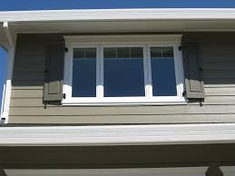 Decorative Windows For Houses Houses With Decorative Shutters That Dont Fit The Windows