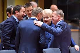 tusk gets nd term for top eu job despite polish objections tusk gets 2nd term for top eu job despite polish objections news102 3 am740 com