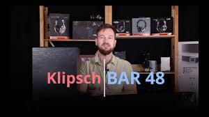 Звук, как в кинотеатре - новый <b>саундбар Klipsch BAR</b> 48 (обзор ...