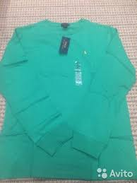 <b>Фуфайка polo Ralph Lauren</b> зеленая купить в Химках | Личные ...