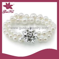 <b>High Quality Fashion</b> Jewelry Natural Shell Pearl Bracelet (<b>2015</b> Plb ...