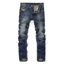 <b>Top Quality Hot Sale</b> Fashion Brand Men Jeans Straight Dark Blue ...