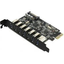 USB <b>контроллер Orico PVU3</b>-<b>7U</b> — купить в городе УЛЬЯНОВСК