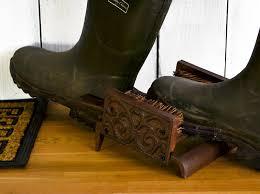 <b>Vintage Style</b> Wellington Boot Door Knocker Made from Cast Iron ...