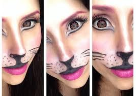 cat make up tutorial carnevale 2016