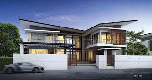 Modern houses  House and Two story houses on Pinterest