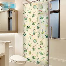 kitchen window film image buy decorative self cling frosted stained window film custom sticker b