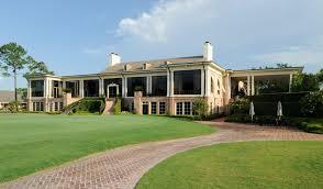 Houston Country Club: Home