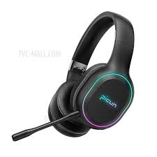 PICUN <b>P80S</b> Over-ear Bluetooth 4.1 Version Stereo Music ...