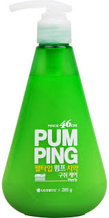 <b>Perioe</b> Pumping <b>Зубная паста</b> освежающая <b>Breath</b> Care, 285 г ...