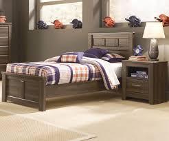 juararo twin size panel bed by ashley furniture b251 ashley furniture bedroom photo 2