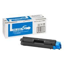 Тонер-<b>картридж Kyocera TK-590C 5000</b> стр. Cyan для FS ...