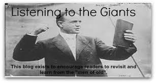 Listening to the Giants: David Brainerd—A man who thought often ...