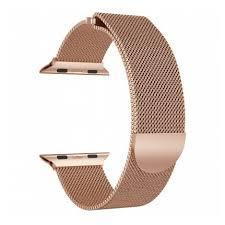 Купить GSMIN <b>Ремешок</b> металлический <b>Milanese Loop</b> для Apple ...