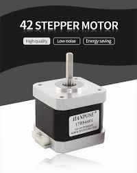 Free shipping 5pcs <b>40mm</b> 4 lead <b>Nema17 Stepper</b> Motor 42 motor ...