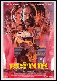 O Editor – Legendado (2014)