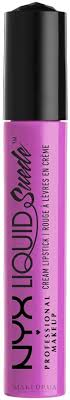 <b>NYX Professional Makeup</b> Liquid Suede Cream Lipstick - <b>Жидкая</b> ...