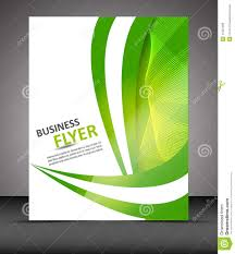 professional business flyer template or corporate banner stock professional business flyer template or corporate banner