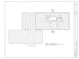Mies Van Der Rohe Farnsworth House  farnsworth house plan    Farnsworth House Floor Plan
