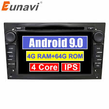 <b>Eunavi</b> IPS <b>2 Din 7</b> inch Android 9 Car DVD Radio Player GPS For ...