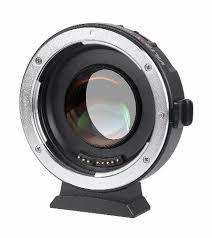 Купить Переходное <b>кольцо Viltrox EF-M2</b> EF-mount на M4/3 за 12 ...