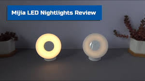 Xiaomi Mijia <b>LED Night Lights</b> 2 2019 Review - (GeekDoing.com ...