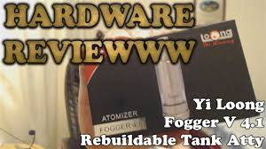 <b>Yi Loong</b> Fogger V4.1 Review and Coiling - YouTube