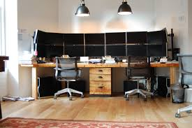 wood home office desks home office furniture ideas with 2 person office desk two person home black home office chairs
