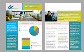 business brochures templates business template