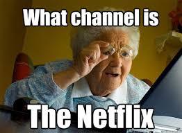 Grandma Finds the Internet | Know Your Meme via Relatably.com