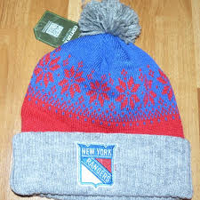 Новая шапка NHL <b>Mitchell&Ness New York</b> Rangers – купить в ...